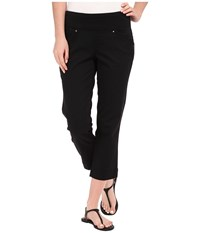 Jag Jeans Marion Crop In Bay Twill Black Women's Clothing