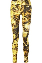 Just Cavalli Printed Stretch Jersey Leggings