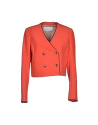 Thakoon Addition Blazers Orange