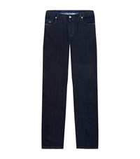 Paul And Shark Straight Leg Cashmere Stretch Jeans Male