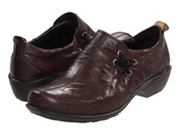 Romika Citylight 44 Dark Brown Women's Slip On Shoes