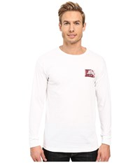 O'neill Sailfish Long Sleeve Screen Tee White Men's T Shirt