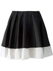 Viktor And Rolf Pleated A Line Skirt