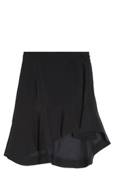 Preen Shell Skirt Black