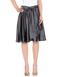 Just Cavalli Skirts Knee Length Skirts Women Lead