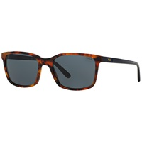 Polo Ralph Lauren Ph4103 Square Framed Sunglasses Tortoise