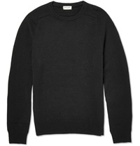 Saint Laurent Cashmere Sweater Black