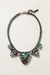Anthropologie Arrowgreen Bib Necklace