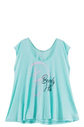Wildfox Couture Beverley Hills Top Green