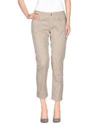 Qcqc Casual Pants Beige
