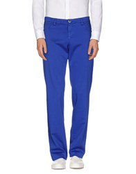 Maestrami Trousers Casual Trousers Men Bright Blue