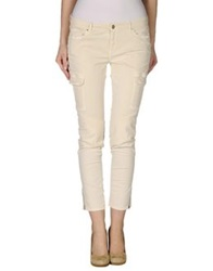 Tommy Hilfiger Casual Pants Light Yellow