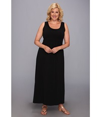 Columbia Plus Size Reel Beauty Ii Maxi Dress Black Women's Dress