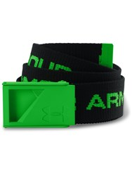 Under Armour Range Webbing Belt Green