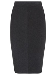 Fenn Wright Manson Paige Skirt Charcoal