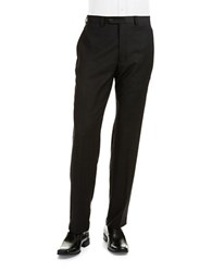 Lauren Ralph Lauren Checked Dress Pants Charcoal
