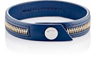 Want Les Essentiels Tambo Zip Bracelet Blue Light Blue