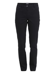 Basler Julienne Skinny Trousers Black