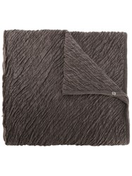 Lost And Found Ria Dunn Knit Snood Brown