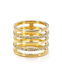 Baublebar Perforated Ring Gold
