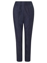 Bzr Hattie Chambre Trousers Navy