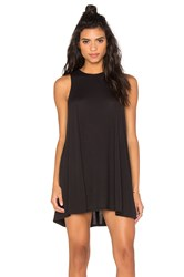 Rvca Sucker Punch 2 Tank Dress Black
