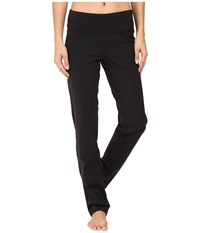 Lucy Studio Hatha Straight Leg Pants Black Women's Workout