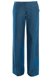 Tibi New York Denim Trousers