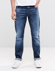 G Star Jeans Holmer Tapered Dark Aged Navy