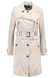 Lipsy Trenchcoat Neutral Beige