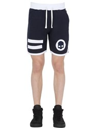 Hydrogen Hockey Cotton Jogging Shorts W Patches