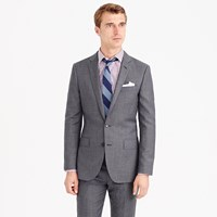 J.Crew Ludlow Suit Jacket With Center Vent In Italian Worsted Wool