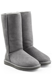 Ugg Australia Classic Tall Suede Boots Grey