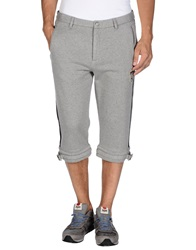 Luis Trenker 3 4 Length Shorts Grey