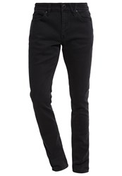 Volcom Slim Fit Jeans Ink Black Blue