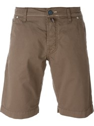 Jacob Cohen Casual Shorts Brown