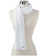 The North Face Denali Thermal Scarf Tnf White Scarves Multi
