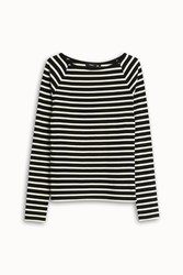 Theory Women S Deluxe Stripe Top Boutique1 Multi