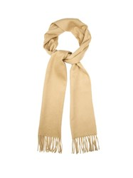 Colombo Cashmere Scarf Camel
