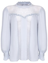 Ghost Edna Blouse Dove Grey
