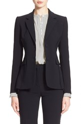 Women's Altuzarra 'Fenice' Blazer With Fraying Fringe