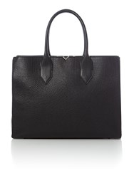 Hugo Boss Darina Black Shopper Bag Black