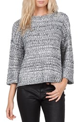 Volcom Women's 'Something Good' Marle Knit Pullover