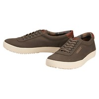 Barbour Wallsend Cupsole Trainers Olive