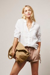 Free People Womens Hartley Distressed Tote