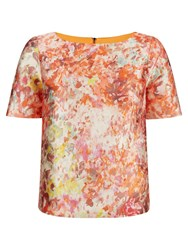 Damsel In A Dress Abstract Full Top Print