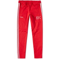 Adidas 83 C Track Pant Red