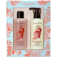 Crabtree And Evelyn Pomegranate Bath Duo Gift Set