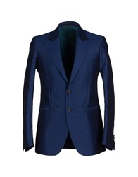Mauro Grifoni Suits And Jackets Blazers Men Blue