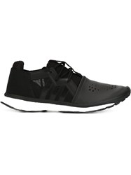 Y 3 Perforated Sneakers Black